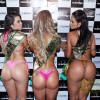 """Бразилийн """"Miss Bumbum Brasil 2013"""""""