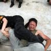 Хятадын эмэгтэй бие хамгаалагчид /Чингисийн аюулгүй байдлын академи/