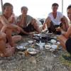 Хойд Солонгосын наран шарлагын газар
