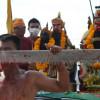 Тайлан дахь вегануудыг их наадам