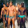 2XIST Male Underwear Fashion Show