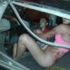Замын хажууд машиндаа сексдэв дээ!