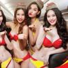 Вьетнамын стюардесс