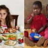 Орон орны хүүхдүүдийн өглөөний хоол