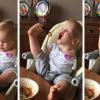 Гаргүй төрсөн ч хөлөөрөө хоолоо идэж сурсан охин