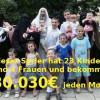 Дөрвөн эхнэр, 23 хүүхэдтэй цагаач сард 30 мянган еврогийн тэтгэмж авдаг