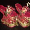 Дундад зууны үеийн эмэгтэйчүүдийн гутлууд
